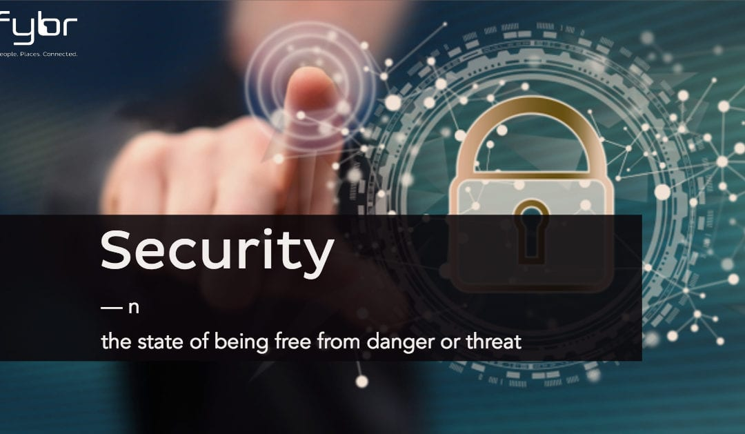 IoT & Cybersecurity: Protecting Smart Cities